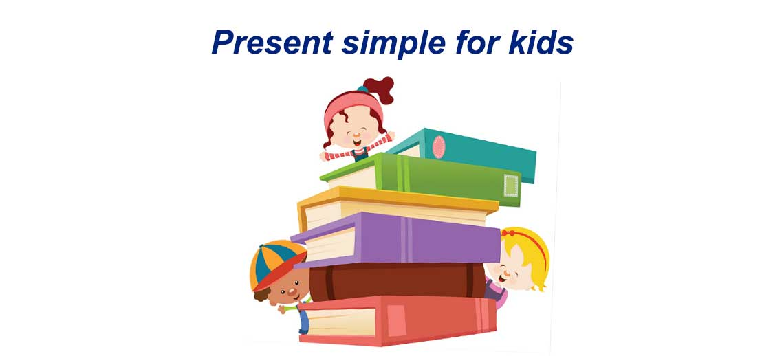 Present simple for kids