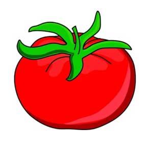 А tomato