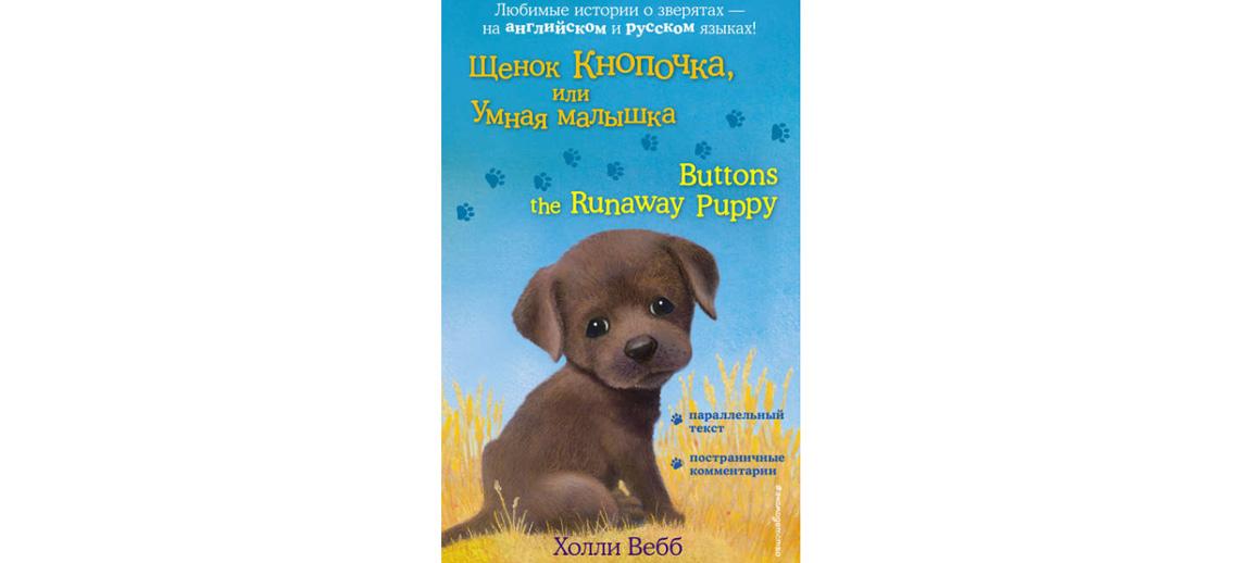 Щенок Кнопочка, или Умная малышка / Buttons the Runaway Puppy