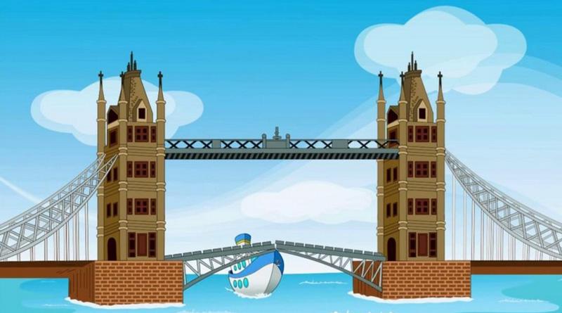 Рассказ про Tower Bridge на английском языке