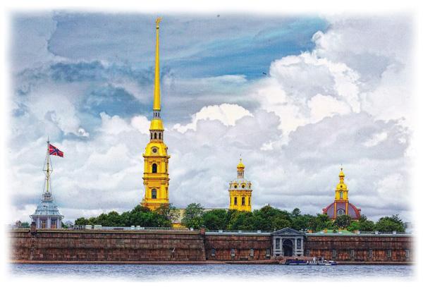 Рассказ про Петропавловскую крепость на английском языке