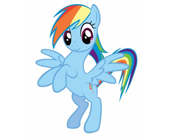 Рассказ про Маленькую пони (Little pony) на английском языке