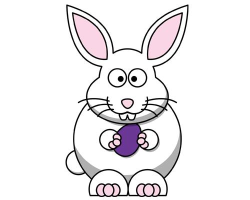 Кролик по-английски - a rabbit
