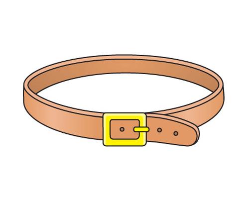 belt [belt] - переводится, как ремень, пояс