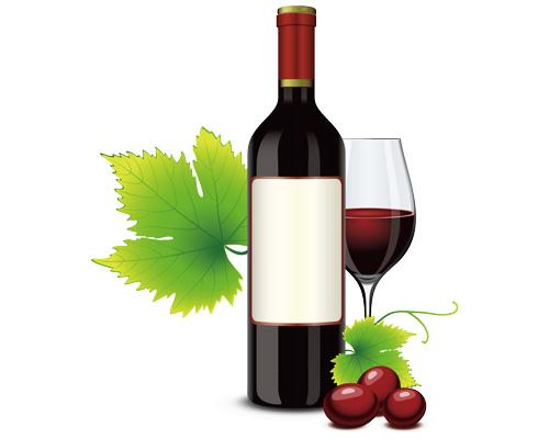 Вино по-английски будет - wine