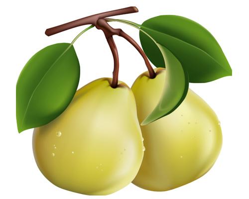 Груши по-английски -pears