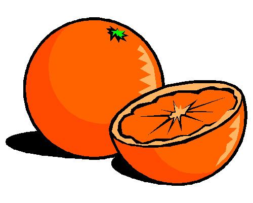 Апельсины на английском языке - oranges