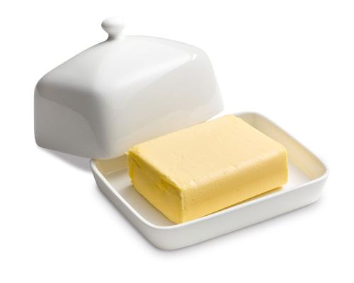 Сливочное масло по-английски - butter