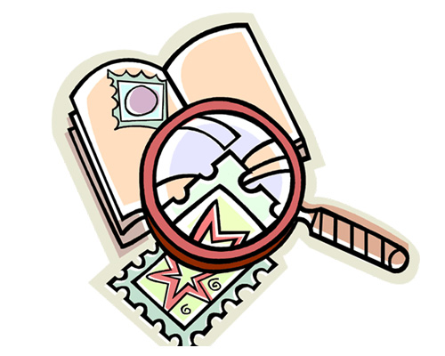 Коллекционирование марок -stamp collecting