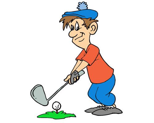 Чисто английская игра -golf