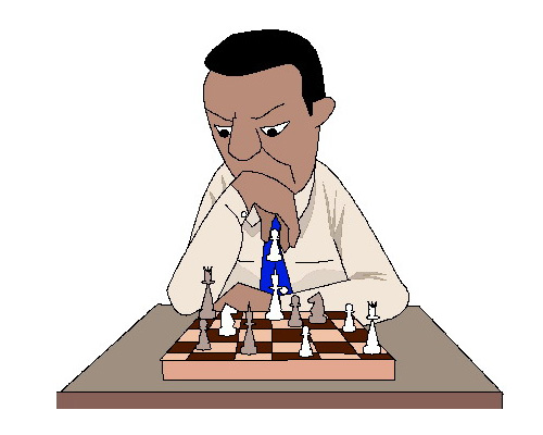 Шахматы по-английски - chess [ʧes]