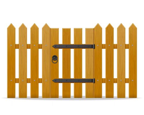 КАЛИТКА, ВОРОТА по-английски -gate