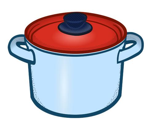 Кастрюля по-английски -saucepan