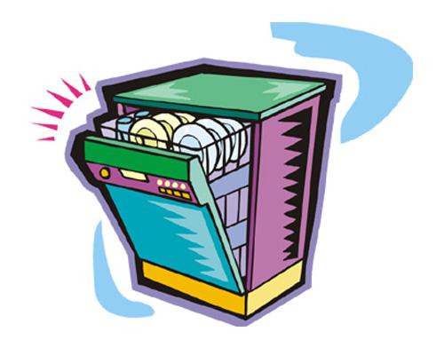 Посудомоечная машина - dishwasher [ˈdɪʃwɒʃə]