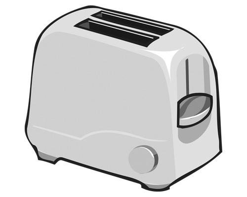 Тосты готовят в тостере - toaster