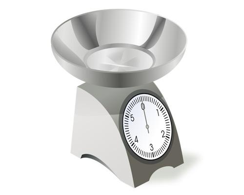Кухонные весы по-английски - kitchen scales