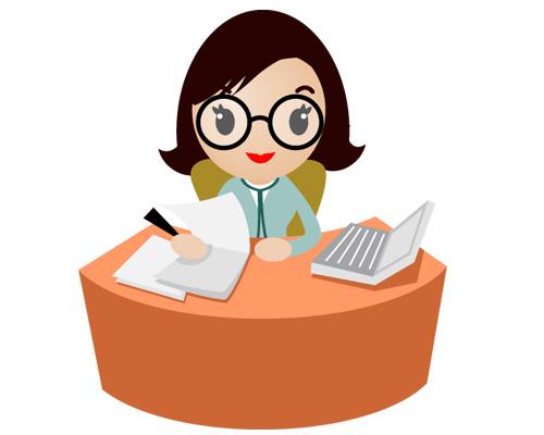 Секретарь на английском