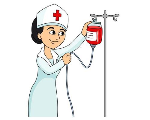 Медсестра по-английски