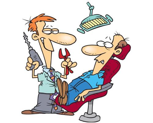 Как по-английски зубной врач
