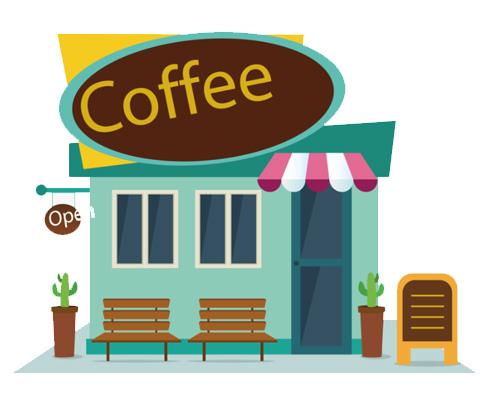 Кафе по-английски cafe
