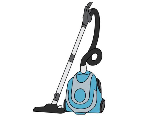 Пылесос по-английски - vacuum cleaner