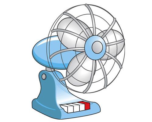 Вентилятор по-английски - fan