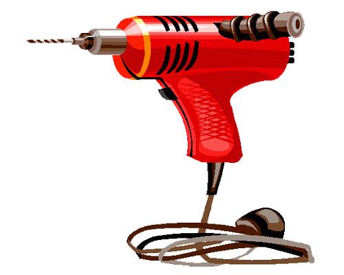 Электродрель по-английски - electric drill [ɪˈlektrɪk drɪl]