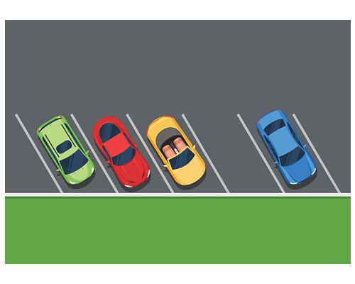 Автомобильная парковка по-английски - car park