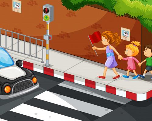 Тротуар в Англии называют - pavement
