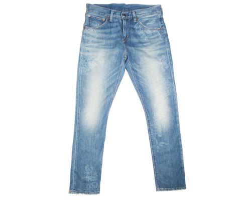 Джинсы по-английски - jeans [ʤiːnz]