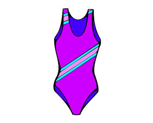 Купальник по-английски - swimsuit [ˈswɪmsuːt]