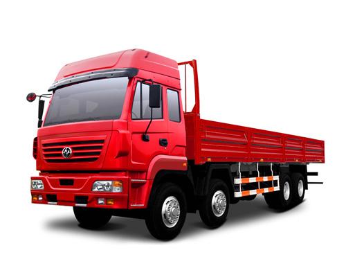 Грузовая машина по-английски - lorry [ˈlɒrɪ]